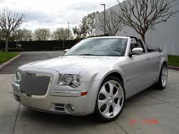 2005 Chrysler 300 Convertible best image gallery #8/14 - share and ...