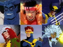 which of the 90s cartoon x men would you be