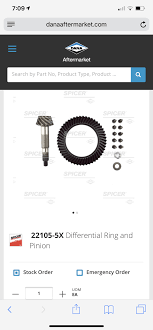 What Gear Ratio Should I Install In My Jeep Wrangler Tj Lj