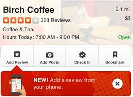 yelp review button. Wonderful Review Yelp For IPhone And Review Button