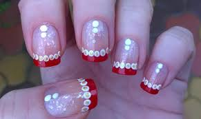 Easy French Nail Designs Topic For Easy French Tip Nail Designs My French Manicure