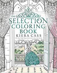amazon the selection coloring book 9780062641144 kiera c martina flor books