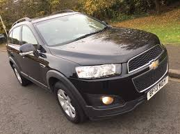All Chevy chevy captiva awd : Used Chevrolet Captiva Suv 2.2 Vcdi Lt Awd 5dr in Luton ...