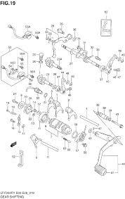 i have a suzuki ltf250 quad runner 4x4 i can't get it to start one Suzuki Quad Runner 160 full size image