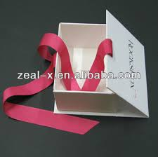 Fashion Boutique Custom Logo Printed Folding Gift Watch Packaging Box With Ribbon Buy Watch Packaging Box Gift Watch Box Folding Gift Box Product On