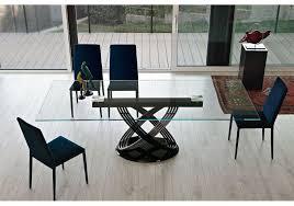 fusion rectangular bontempi table
