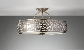 black semi flush ceiling light best of 20 inspirational drum lights lightl home design mount outdoor