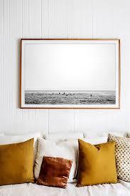 bright inspiration surf wall art remodel ideas surfer print coastal decor aerial beach stickers uk artemide
