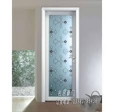 Get Quotations  Aluminum alloy door kitchen door bathroom door folding door  white flat open door bathroom door