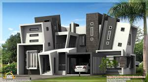 Beautiful 4 Bedroom Modern House Design Also Apartments Collection Ideas  Plans Simple Ultra Story Bungalow Home Designs Floor South Africa In Ghana