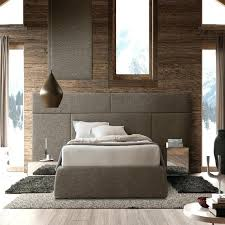 modern upholstered bed. Contemporary Upholstered Modern Bed