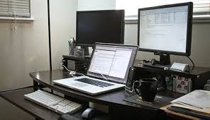 home office computer setup. Home Office Set Up Tips For Setting Your Without Breaking The Bank In . Computer Setup T