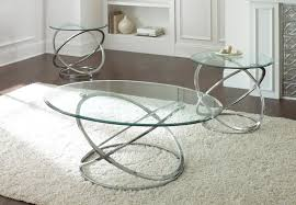 beautiful clear oval minimalist glass coffee table sets idea for living  room decorating ideas