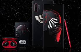 Special Edition Star Wars Galaxy Note 10+ now up for pre-order ...