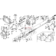 Honda aquatrax part 47410 hw1 670 steering nozzle f12 f12x jet rh jetskisint 1981 ford f100 wiring diagram 1976 ford f100 wiring diagram