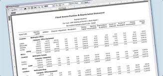 depreciation of fixed asset very impressive assets fixed assets management software