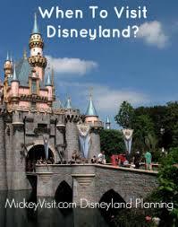 Disneyland Crowd Calendar Best Times To Visit Disneyland