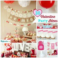 Download, print or send online with rsvp for free. 30 Valentine Party Ideas To Love Tip Junkie