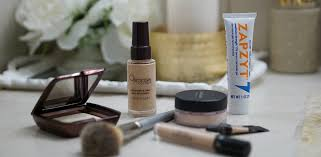 makeup tutorial how to fake flawless skin when you breakout