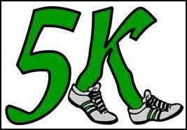 Image result for 5k walk