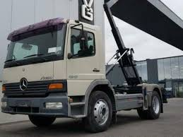 Camion mercedes 1217 teloni scorrevoli (centinato) usato. Mercedes Atego 2 Mercedes Benz Atego 1217 Bj 1999 Camions Used The Parking
