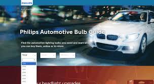 Access Philipsautolighting Com Find Automotive Bulbs For