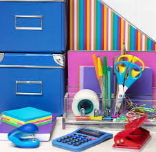 home office items. Essential Stationery Items For Home Office