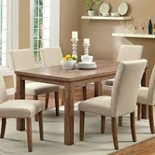 furniture of america seline dining table set with leatherette chairs overstock ping big s on furniture of america dining sets