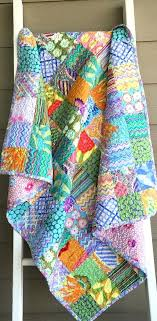 Patch Work Quilts – co-nnect.me & Making A Patchwork Quilt For Beginners Ready To Ship Patchwork Quilt Lap  Quilt Kaffe By Trianglequilting ... Adamdwight.com