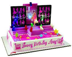 Foodie Friday Red Ribbons Barbie Birthday Cakes Hayden Birthday