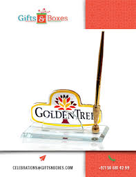 Office Logo Gifts Custom Frames Cardholder As Per Logo And Pen Stand As