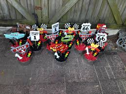 Cars Table Decorations 17 Best Images About Disney Cars Party On Pinterest Cars Race