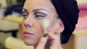 scottish ballet hansel gretel inspired witch m a c makeup tutorial you