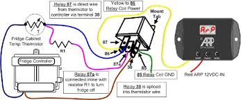 rv fridge wiring norcold wiring dometic wiring arp wiring Fridge Relay Wiring 3 rv fridge wiring bypass cabinet thermistor fridge relay wiring