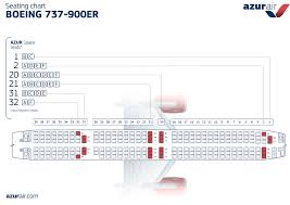 Boeing 737 900 Seating Chart