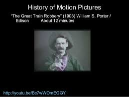 「1903, first motion pictures」の画像検索結果