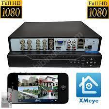 4 KANAL AHD DVR - Güvenlik Kamera Kayıt Cihazı XMeye Yazılım - Güvenlik  Sistemleri - Güvenlik Kamerası, Kayıt Cihazı, Alarm sistemleri