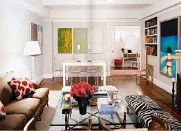Glamorous Small Apartment Living Room Decorating Ideas Pictures