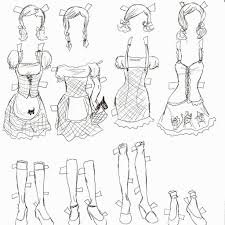 How To Draw Girl Shirts Draw Anime Girl Shirt Dress Pictures Www Picturesboss Com