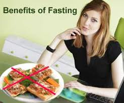 Image result for THE BENEFITS OF FASTING
