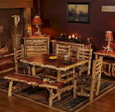 southern red cedar dining table