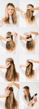 5 Minute Hairstyles For Girls 15 Summer Hairstyles You Can Create In 5 Minutes