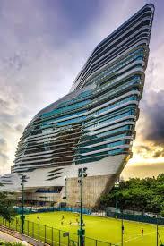 Hong Kong University Innovation Tower - Zaha Hadid Architects. Futuristic  ...