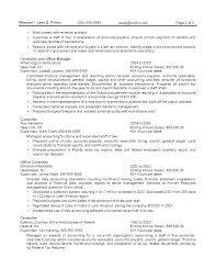 Free Resume Templates Federal Jobs Free Resume Templates