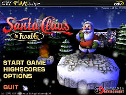 Santa Claus In Trouble Download 2002 Arcade Action Game