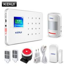 Get safe home security Safehomesecurityinc Kerui Wireless G18 App Control Gsm Smart Safe Home Antiburglar Security Alarm System Wisenior Kerui Wireless G18 App Control Gsm Smart Safe Home Antiburglar