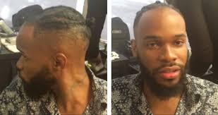 mens haircuts atlanta unique men hairstyles how to create a man bun with cornrows top knots