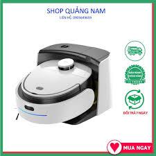 Robot hút bụi lau nhà FUJI Luxury T10 Max, Công nghệ Nhật Bản, Sử dụng  Tiếng Việt, Thông minh tự động giặt giẻ lau sàn.