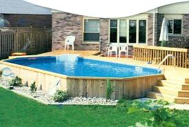 above ground pool decks. Kayak Pool For Sale Above Ground Decks With Pools Idea 2