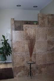 Walk In Tile Shower Subway Tile Walk In Shower Amazing Tile